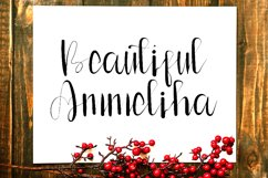 Womenlove - Beauty Calligraphy Font Product Image 5