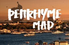 Penrhyme Calligraphy Font Product Image 4