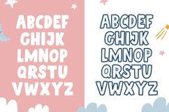 Patchwork Font Duo Product Image 5