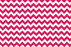 Bright and Cheerful Chevron Digital Paper-Seamless Product Image 6