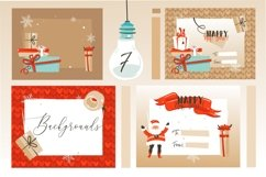 Merry Christmas illustrations Product Image 7