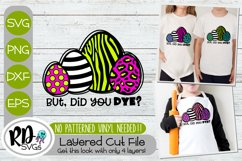 Cool Kids Easter Bundle - A Set of Layered Cricut SVGs Product Image 5
