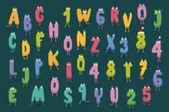 Charm - illustrated letter font Product Image 6