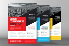 Advertising Company Flyer Template Product Image 2