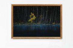 Yellow Tree - Wall Art - Digital Print Product Image 2