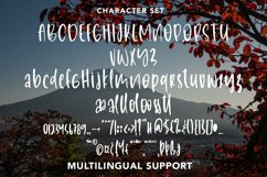 OrientalFamily - Monoline Handwritten Font Product Image 6