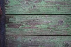 green surface, Wood background or texture Product Image 1