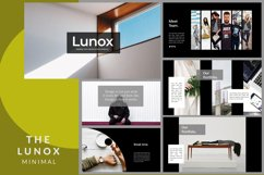 Lunox Dark - Google Slides Presentation Product Image 2
