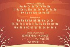 Web Font Antalu Font Product Image 2