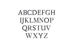 Hagito Serif Font Family Product Image 2