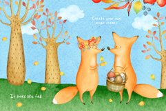 Animals. Cutest Watercolors Product Image 6