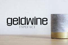 Geldwine Sans Serif Font Family Product Image 6