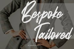 Web Font Selcouth - Signature Script Font Product Image 6