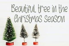 Dream Santa - Brush Typeface Font Product Image 3