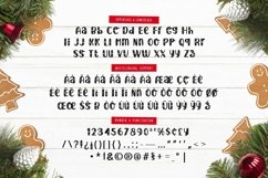 Web Font Mr snowy Product Image 3