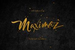 Maximaz Typeface Product Image 1