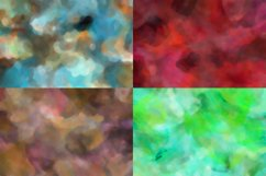 10 Abstract Watercolor Textures Product Image 5