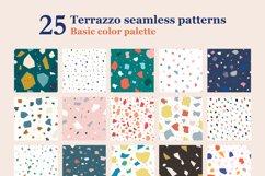 100 Terrazzo seamless pattern Bundle Product Image 6