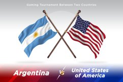 Angola versus United States of America Product Image 1
