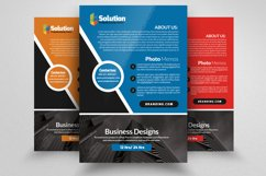 Small Business Consultant Flyer Product Image 1