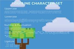 Digitizer - Pixel Font Family Product Image 6