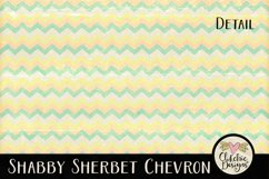 Shabby Sherbet Chevron Background Textures Product Image 3