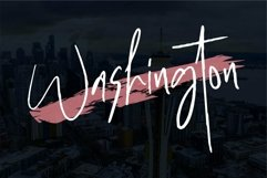 Web Font Gabriel - Handwritten Font Product Image 5