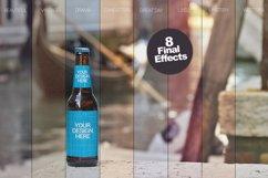 Bundle Venecia x15 | Beer Mockups Product Image 2
