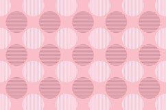 16 Seamless ThreeTone Circle Patterns Product Image 2