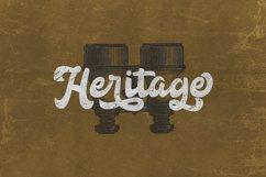 Anggada - Vintage Script Font Product Image 3