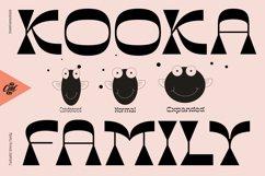 Kooka Font - Fun Groovy family Product Image 3