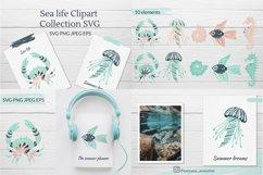 Doodle linear SVG graphics & Cricut files Bundle Product Image 6