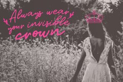Girly Script Font Product Image 2