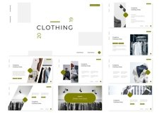 Chloting | Powerpoint Template Product Image 2