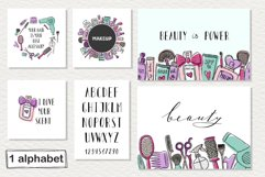 Big beauty vector set Product Image 6