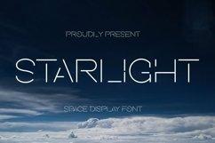 Web Font Starlight Font Product Image 1