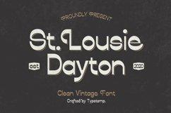 Louise Dayton Display Font Product Image 1