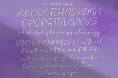Afronghey - Handwritten Font Product Image 15