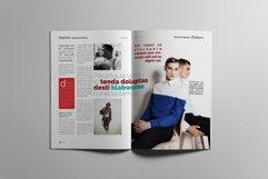 Magazine layout design Product Image 6