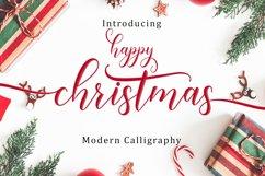 Happy Christmas Script | WEB FONT Product Image 1