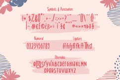 Story of Alundra - Cute Brush Font Product Image 5