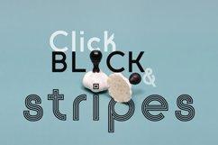 Click: Black & Stripes Product Image 1