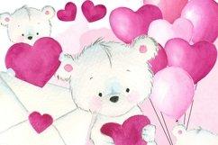 Cute love teddy bear Product Image 1