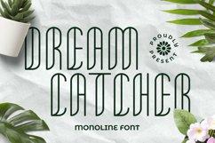 Dreamcatcher Font Product Image 1