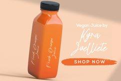 Oyange - Brush Calligraphy Font Product Image 5