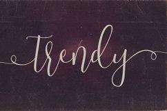 Trendy Script Font Duo Product Image 6