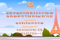 Eiffel Shine Cute Serif Handwritten Font Product Image 4