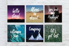 Web Font Andrade Typeface Product Image 4