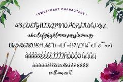Sweethart Characters