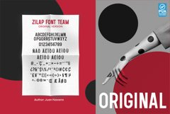 PACK PROMO 5 Zilap Font Team Product Image 9
